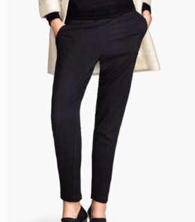 h&m trousers black pants hm hnm like zara topshop mango dorothy perkins river island