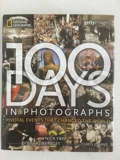 Rare! Nat Geo 100 Days in Photographs