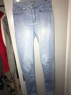 Maxim light blue jeans