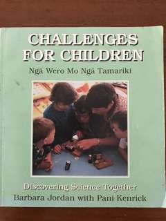 Challenges For Children, Discovering Science Together