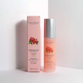 Crabtree & Evelyn Hand Primer - Pomegranate (WITHOUT BOX)