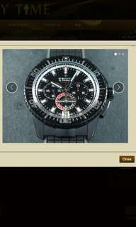 Zenith Stratos El Primero Chronograph Flyback 45 mm Limited Edition