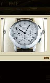 ZenithPort Royal El Primero Chronograph