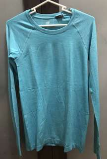 H&M Sports Women - Long sleeved top (Small)
