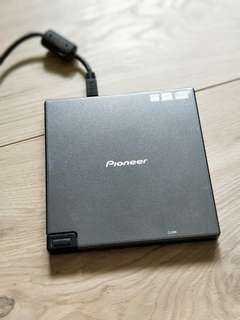 超薄型外接式 DVD燒錄機