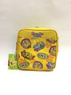 海綿寶寶掛袋 SpongeBob SquarePants hanging bag(Brand new 全新)