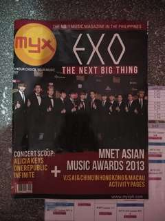 Sparkling Korea Magazine EXO Total Girl Wattpad SUPER JUNIOR