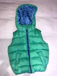 Puffer vest never worn