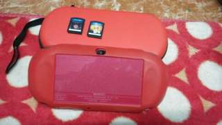 Psvita red limited..condition very good .