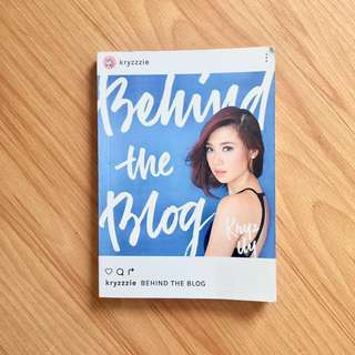 Behind The Blog Book