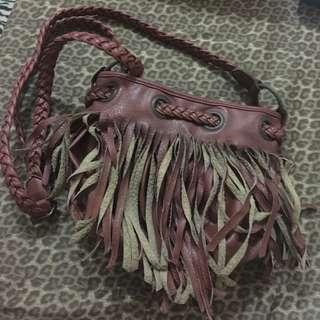 Small Fringe Bag