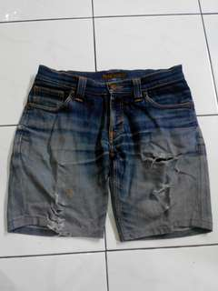 Nudie Jeans Tight Long Jhon Short
