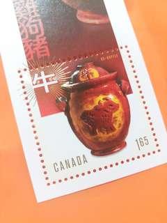 2009 牛  CANADA