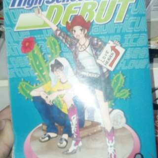 High School Debut Volume 4
