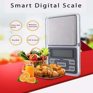 Smart Electronic Digital Weighing Scale