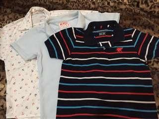 Poloshirt for boys