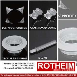 Rotheim Cabinet Parts
