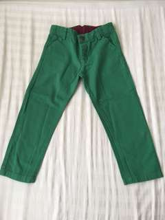 Mothercare Green Trousers / Pants