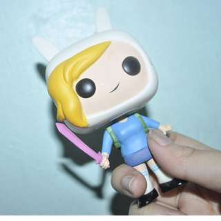 Fionna Adventure Time Collectible