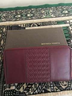 Bottega Zippy Wallet