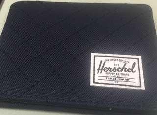 Herschel Supply Co. Roy Quilt Aspect Wallet Peacoat/RFID