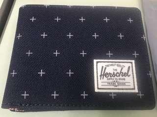 Herschel Supply Co. Roy Coin Wallet Peacoat Gridlock/RFID