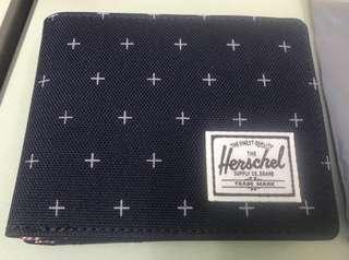 Herschel Supply Co. Roy Wallet Peacoat Gridlock/RFID