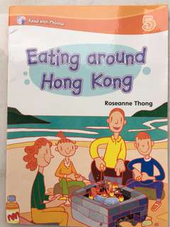 Eating around Hong Kong