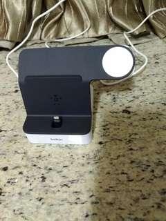 IPhone 連 Apple watch 充電器