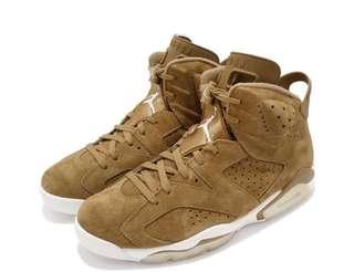 🚚 Nike Air Jordan 6代 男鞋