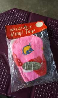 Vintage Inflatable Vinyl Toys