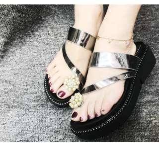 Elegant slippers (36-39)