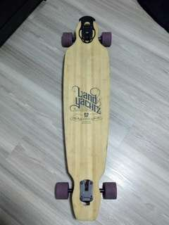 Land Yatchtz Long Board Skateboard Battle Axe