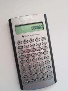 CFA calculator