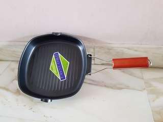 Brand New Non Stick Square Grill Pan
