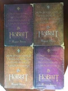 Hobbit diary notebook