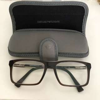 Emporio Armani glasses optical frame