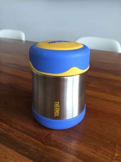 Thermos for baby food