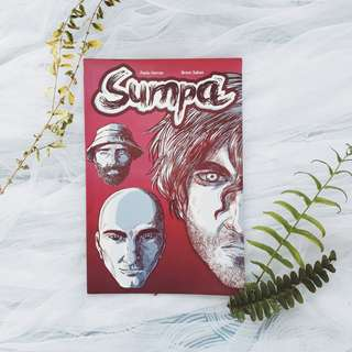 Sumpa by Paolo Herras and Brent Sabas (Free Shipping Nationwide)