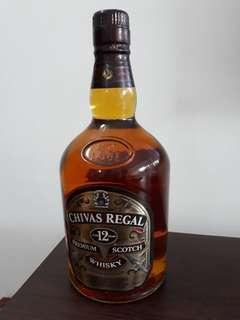 CHIVAS REGAL AGE 12 PREMIUM SCOTCH WHISKY