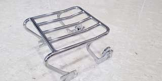 Rear rack for Harley