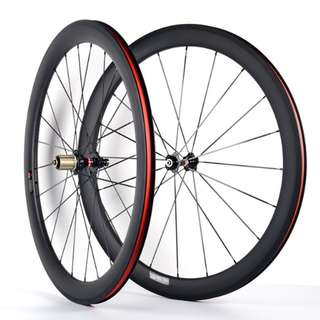 Carbon Wheel Road Wheelset 700c (Brand New)