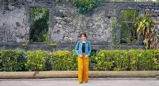 Yellow Square Pants