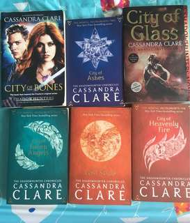 The Mortal Instruments - the Shadowhunter Chronicles