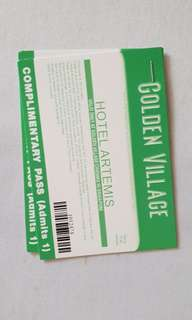 gv movie voucher ticket
