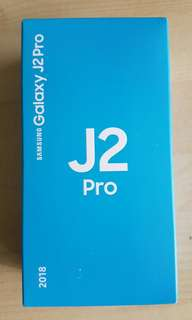 BRAND NEW SEALED Samsung Galaxy J2 Pro (Gold)