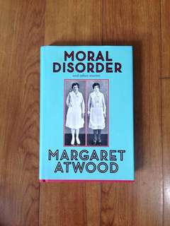 Margaret Atwood - Moral Disorder and Other Stories