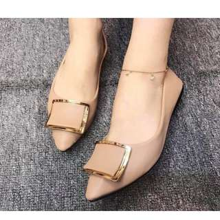 Pointed doll shoes ( 35-38)
