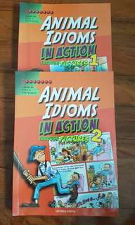 Animal Idioms in action 1 2