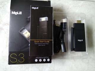 MeLE S3 HDMI Streaming media player